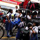 School Bus by andreaminerdo