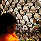 Orange Prayer by andreaminerdo