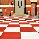 Checkerboard 2 by john forrant