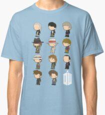 The 11 Doctors Classic T-Shirt