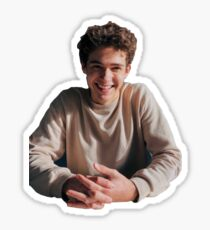 Joshua Bassett Sticker