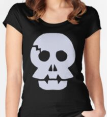 Brain Damage Women's Fitted Scoop T-Shirt
