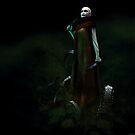 Cthulhu priestess by Shane Gallagher
