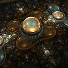 Steampunk Juli by Fiery-Fire