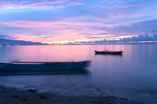 AREIA BRANCA BEACH - Dili's night life is filled with beauty & mystery by Jorge de Araujo