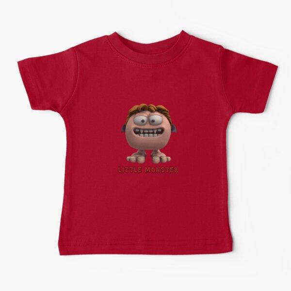 Little Monster - Vampire Baby T-Shirt