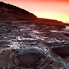sunrise-crowdy head-nsw mid north coast by Rodney Trenchard