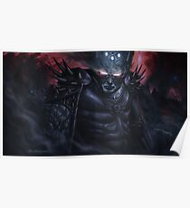 Morgoth the Black foe Poster