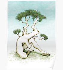 in touch with nature Poster