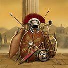 Roman Stuff by dashinvaine