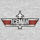 Top Gun Iceman (with Tomcat) by TGIGreeny