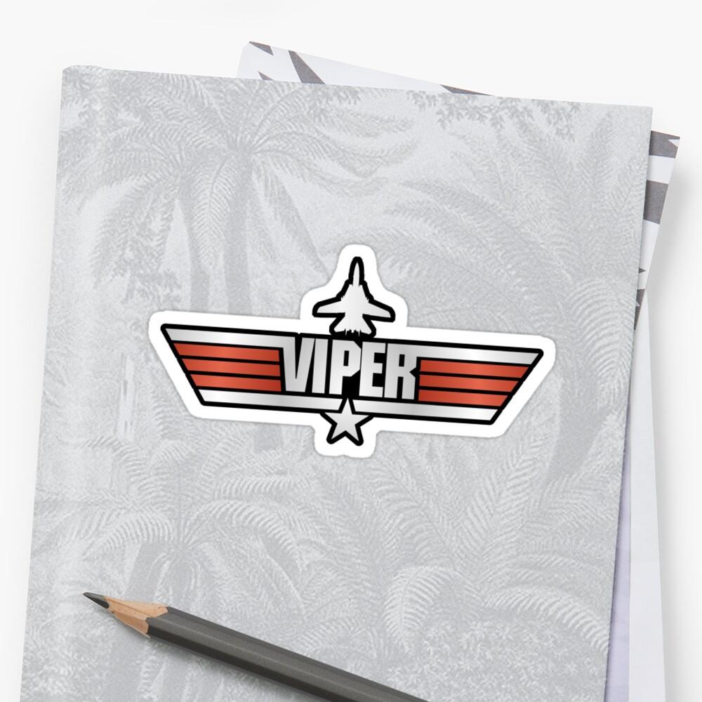 Top Gun Viper (with Tomcat) by TGIGreeny