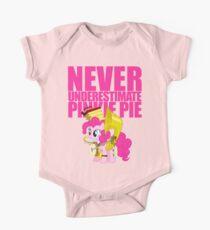 Never Underestimate Pinkie Pie One Piece - Short Sleeve