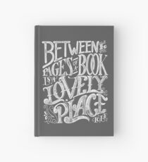 Between the Pages Hardcover Journal