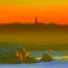 a lighthouse named october by marella