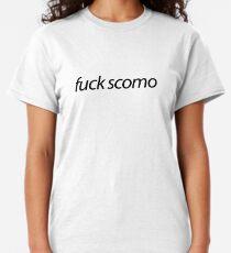 f*ck scomo Classic T-Shirt