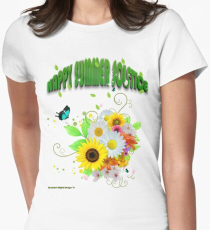 Happy Summer Solstice T-Shirt