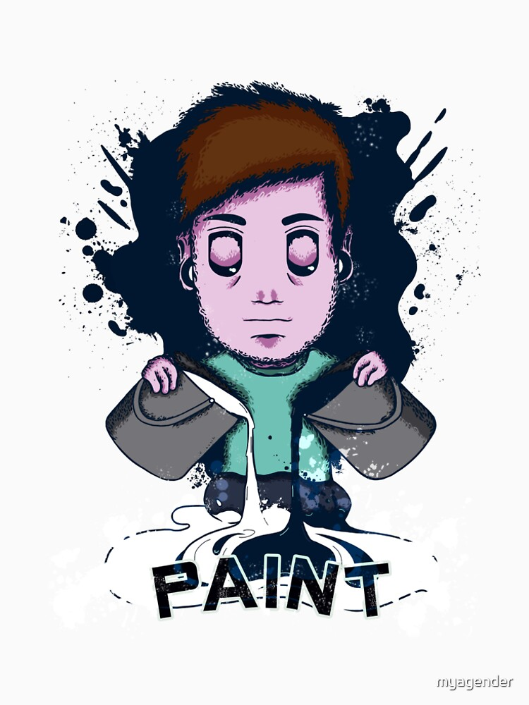 paint. by myagender
