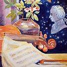 Mozart in the Sky by Gregory Pastoll