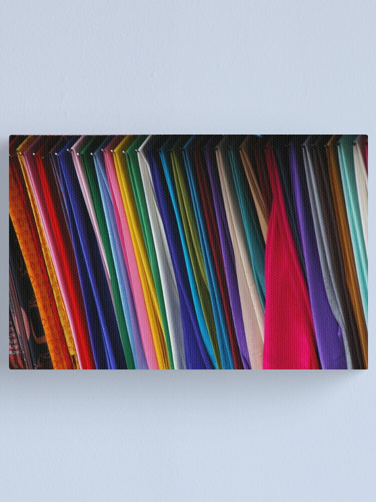 Alternate view of Rainbow For Sale Canvas Print