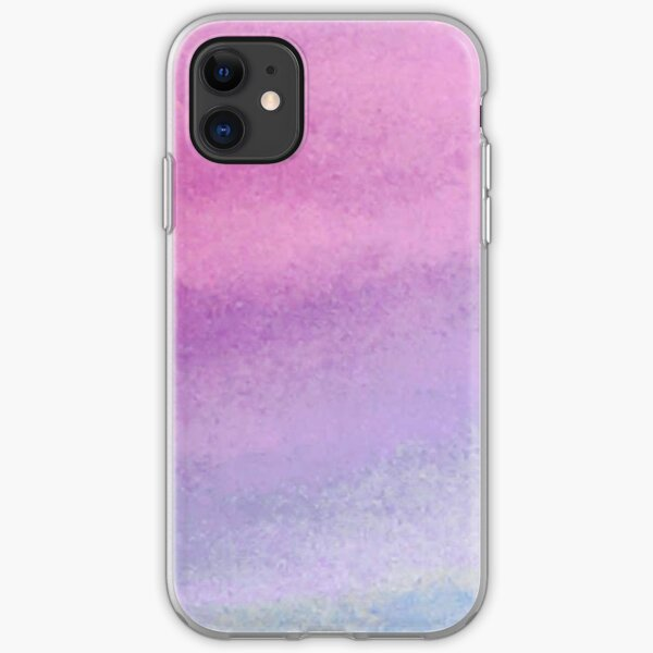 Pastel Sky iPhone Soft Case