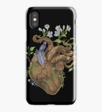 Heart - Wood iPhone Case/Skin
