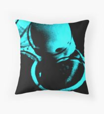 Surpressed Throw Pillow