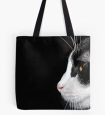 """"""" Paying attention """" Tote Bag"""