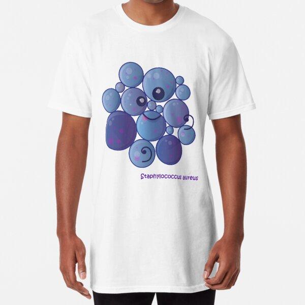 Staphylococcus aureus Longshirt