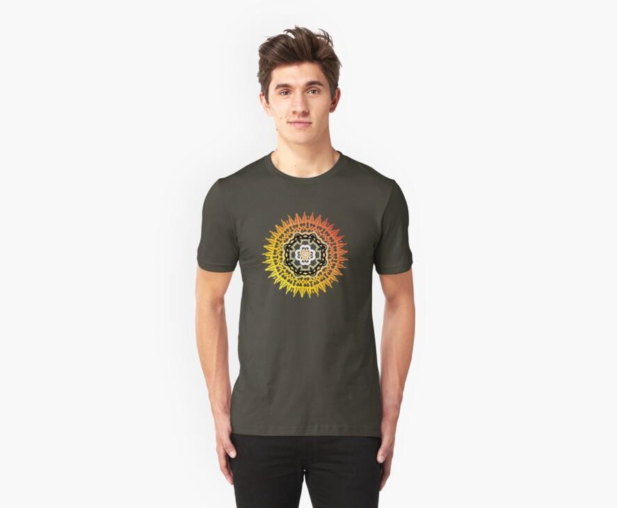 SunLover Mandala by webgrrl