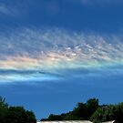 Rare Horizontal Rainbow near John Day today by Dave Sandersfeld