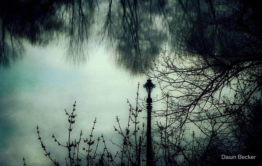 Blue Lagoon © by Dawn Becker