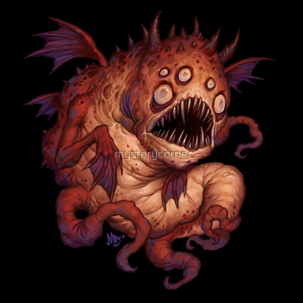 Dagon by mysterycorner