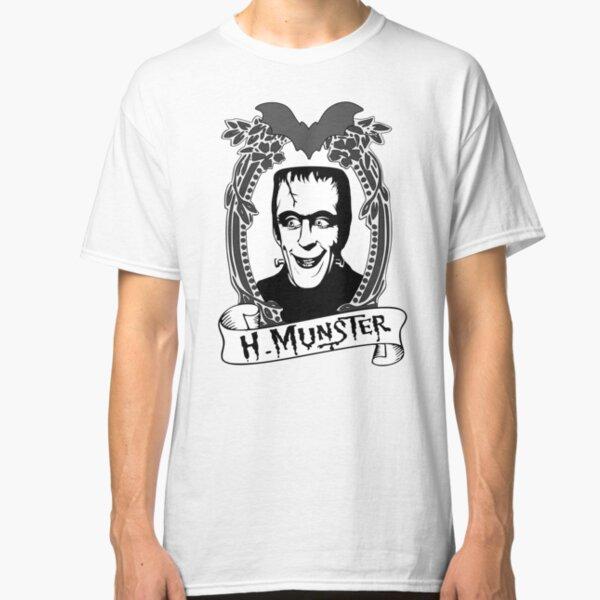 Herman Munster - The Munsters Classic T-Shirt