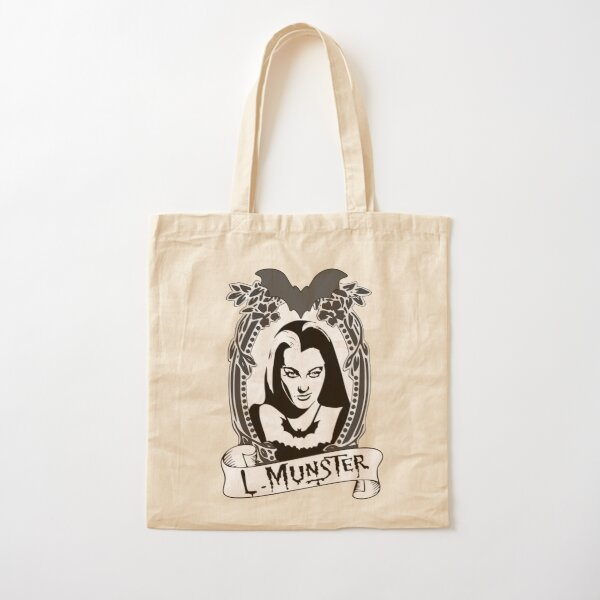 Lily Munster - The Munsters Cotton Tote Bag