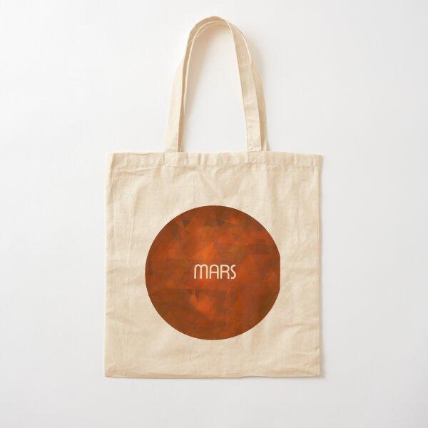 Mars Baumwolltasche