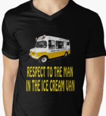 Respect to the man in the Ice Cream Van  T-Shirt