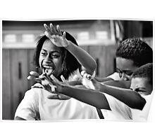 Fijian Dance Poster