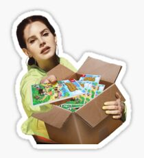 Lana Hands You A Copy Of Animal Crossing New Horizons Sticker