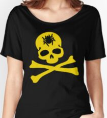 Halloween skeleton Women's Relaxed Fit T-Shirt