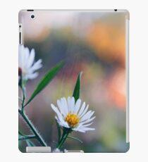 wonderful world of wildflowers iPad Case/Skin