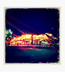 appel de nuit Photographic Print