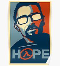 Half Life Hoffnung Poster