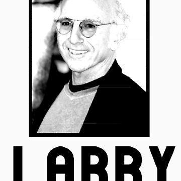 Larry David by Leway13