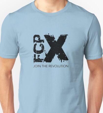 Join the FCPX Revolution (Mono) T-Shirt