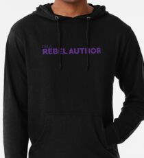 Rebel Author Lightweight Hoodie