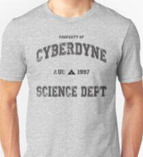 CyberDyne Science Dept Vintage (Terminator) T-Shirt
