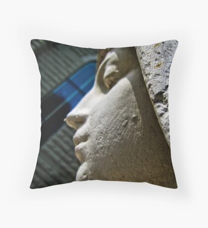 Mary... Throw Pillow