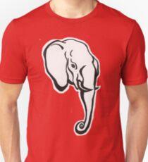 Elephant drawing Unisex T-Shirt