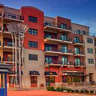 Steak House and Condo's by Herb Spickard